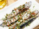 Grilled Mackerel recipe