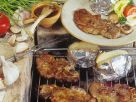 Grilled Pork with Potatoes recipe