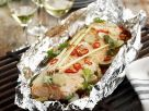 Grilled Salmon in Foil with Lemongrass and Chile recipe