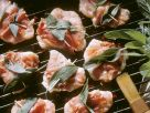 Grilled Saltimbocca recipe