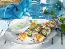 Grilled Seafood Skewers recipe