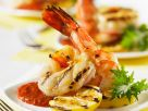 Grilled Shrimp with Lemon recipe