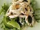Grilled Squid Salad recipe