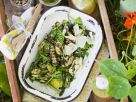Grilled Zucchini and Asparagus Dish recipe