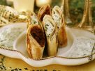 Ground Beef and Ricotta Wraps recipe
