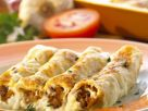 Ground Beef Cannelloni recipe