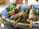 Ground Lamb Skewers recipe