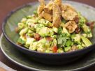 Guacamole with Pork Rinds recipe