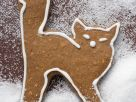 Halloween Cat Cookie recipe