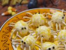 Halloween Cheddar Bites recipe