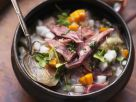 Ham and Veg Casserole recipe