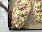 Ham, Celery and Apple Pizza recipe