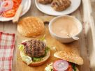 Hamburger Deluxe recipe