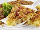 Hashbrowns with Bacon recipe