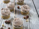Hazelnut Cream Mini Muffins recipe