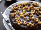 Hazelnut-topped Cake recipe