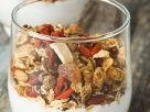 Healthy Mixed Grain Muesli recipe