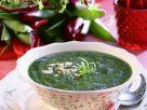Healthy Spinach Bisque recipe