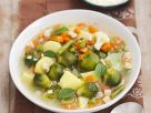 Healthy Veggie Broth recipe