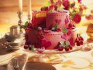 Heart Layer Cake recipe