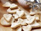Heart Shaped Butter Cookies recipe