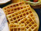 Hearty Cheese Waffles recipe