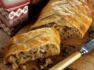 Hearty Sauerkraut Strudel recipe