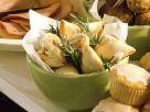 Herb and Feta Empanadas recipe