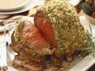 Roast Beef with Herb Crust recipe