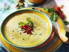 Herby Bisque with Cured Pork recipe