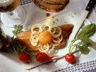 Herring Bread with Egg recipe