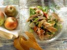 Herring Salad with Green Beans recipe