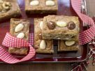 Honey Cake with Almonds recipe