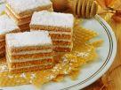 Honey Cake with Cream Filling recipe