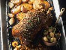 Honey-glazed Duck recipe
