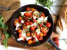 Honey Roasted Tomatoes with Burrata and Pistachios recipe