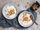 Honey Skyr with Nuts  (Icelandic Yogurt) recipe