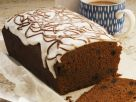 Iced Chocolate Loaf Cake recipe