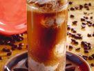 Iced Coffee and Vanilla Ice Cream Floats recipe