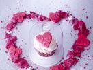 Iced Heart Cupcakes recipe