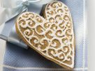 Iced Lebkuchen Hearts recipe
