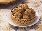 Indian Sesame Balls recipe