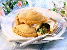 Indian Style Spicy Dumplings (Samosas) recipe
