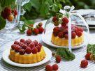 Individual Raspberry Cakes recipe