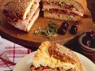 Italian Boule Sandwich recipe