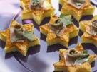 Italian Cornmeal Canapes recipe