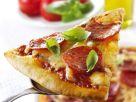 Italian Meat Pizza recipe