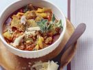 Italian-Style Cabbage Stew with Veal recipe