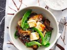 Japanese-style Eggplant Stir-fry recipe