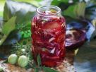 Jar of Preserved Red Vegetable recipe